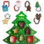 Комплект мини резци - Коледа - 6 бр