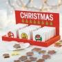 Комплект за приготвяне на шоколадов Коледен календар