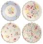 Парти чинии - MeriMeri - Английска градина - Малки