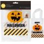 Комплект торбички с дръжки - Happy Halloween - 10 бр