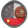 Дълбока форма за печене с незалепващо покритие - Коледа - Ø22 см