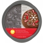 Форма за печене с незалепващо покритие - Коледа - Ø22 см