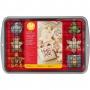 Комплект за печене на бисквитки - Коледа - 12 бр