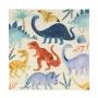 Големи парти салфетки - MeriMeri - Динозавърско царство
