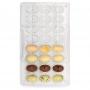Поликарбонатен молд за шоколад - Мини Великденски яйца