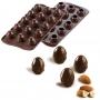 Силиконов молд за бонбони - 3D CHOCO DROP