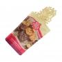 Бял шоколад за печене - на парченца - 350 гр