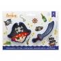 Комплект резци - Пират и Пиратска сабя - 2 бр