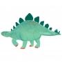 Парти чинии - MeriMeri - Динозавърско царство - Стегозавър
