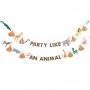 Голям парти гирлянд - MeriMeri - Сафари животни