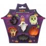 Комплект мини резци - Хелоуин - 6 бр