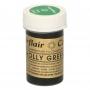 Sugarflair - Концентрирана гел боя - Коледно зелено - 25 гр